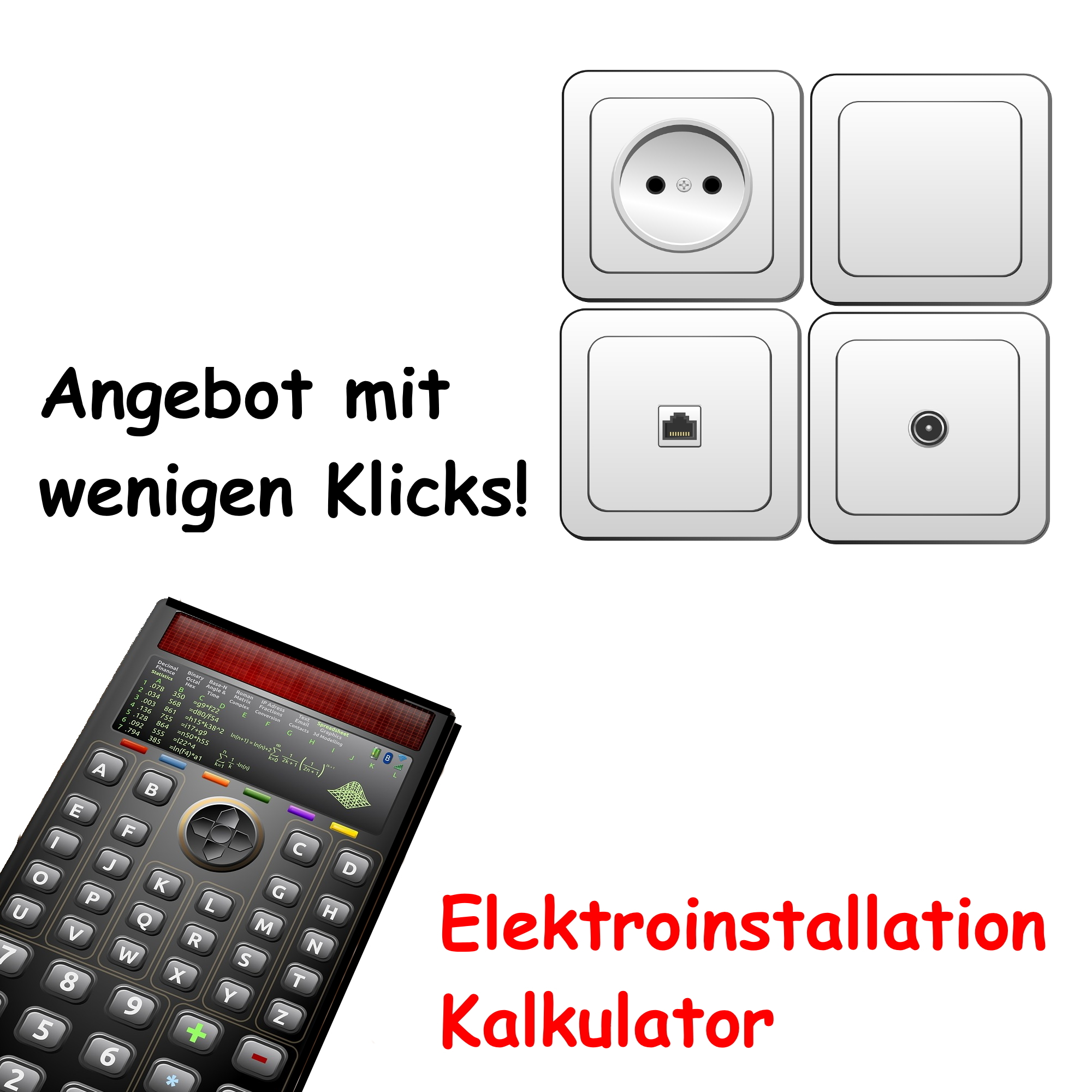 Elektrokalkulator